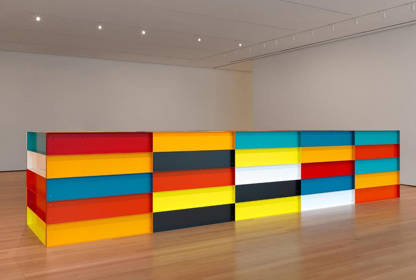 Donald Judd. Untitled. 1991