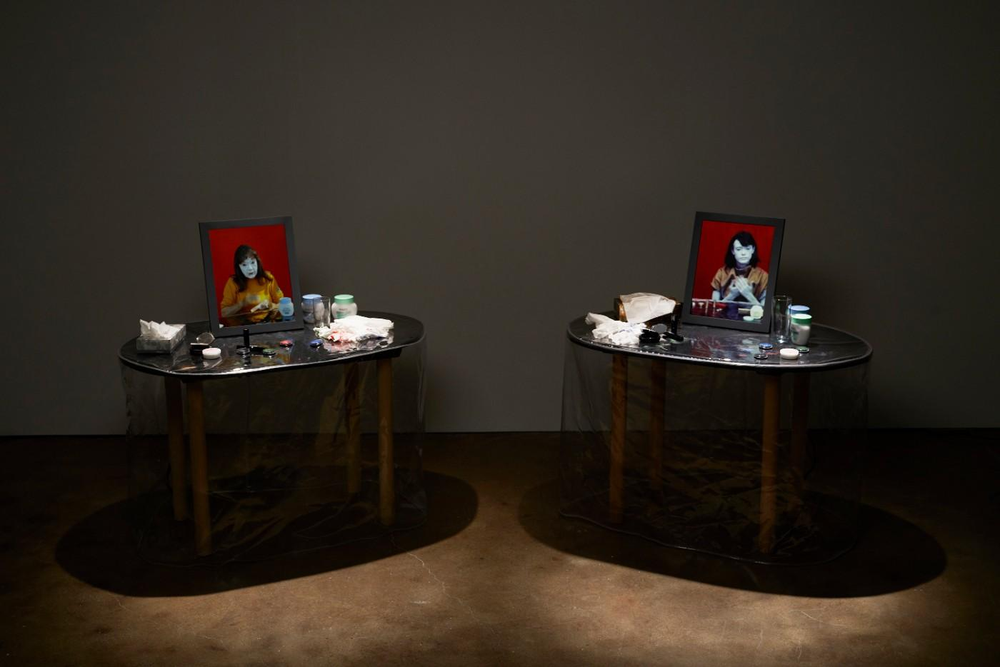 Robert Whitman, Dressing Table, c. 1964 and 2018