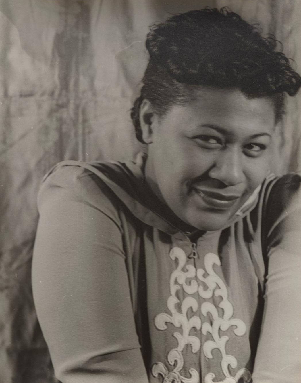 Ella Fitzgerald, January 19, 1940