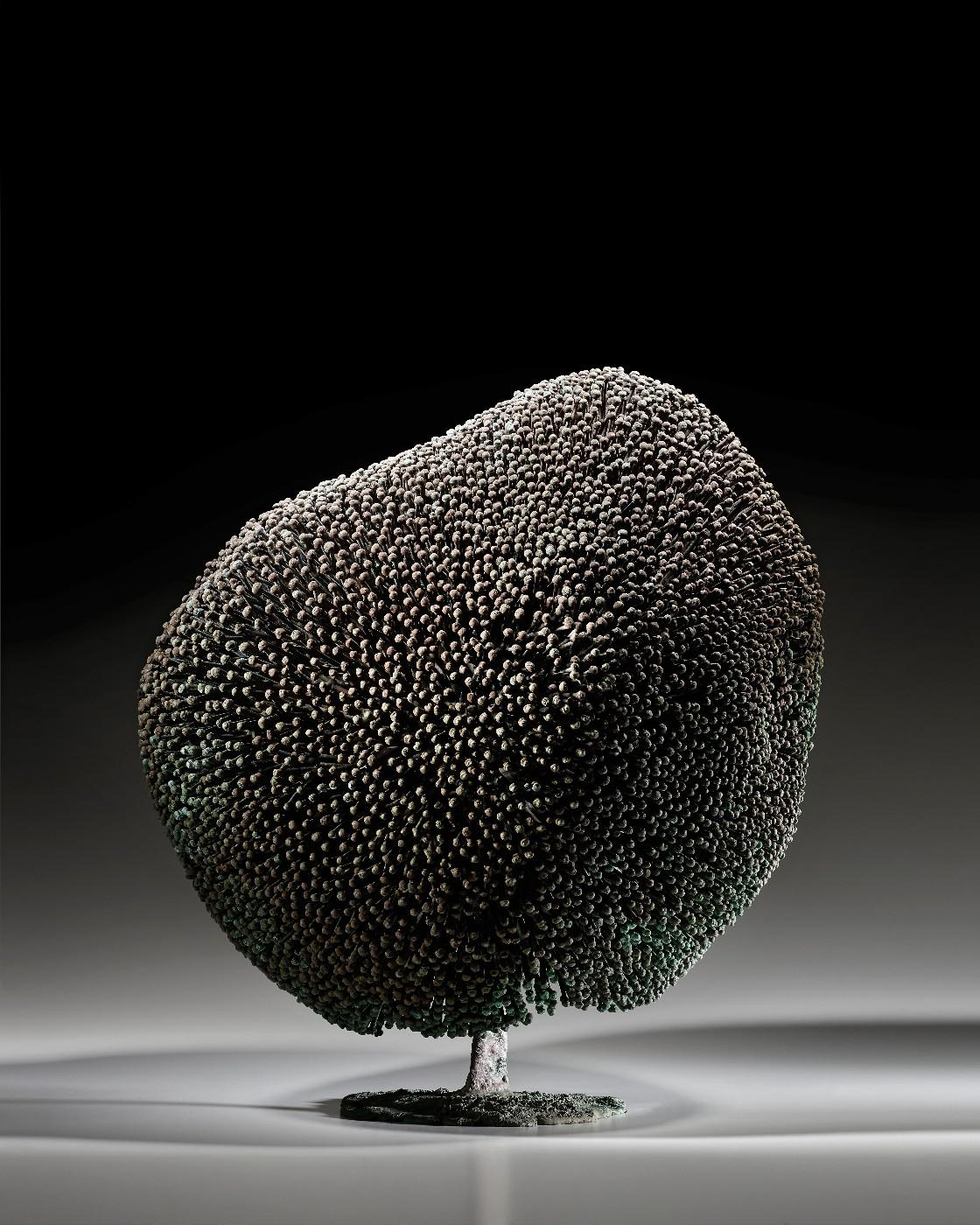 Harry Bertoia (1915-1978), Untitled (Bush Form), circa 1970