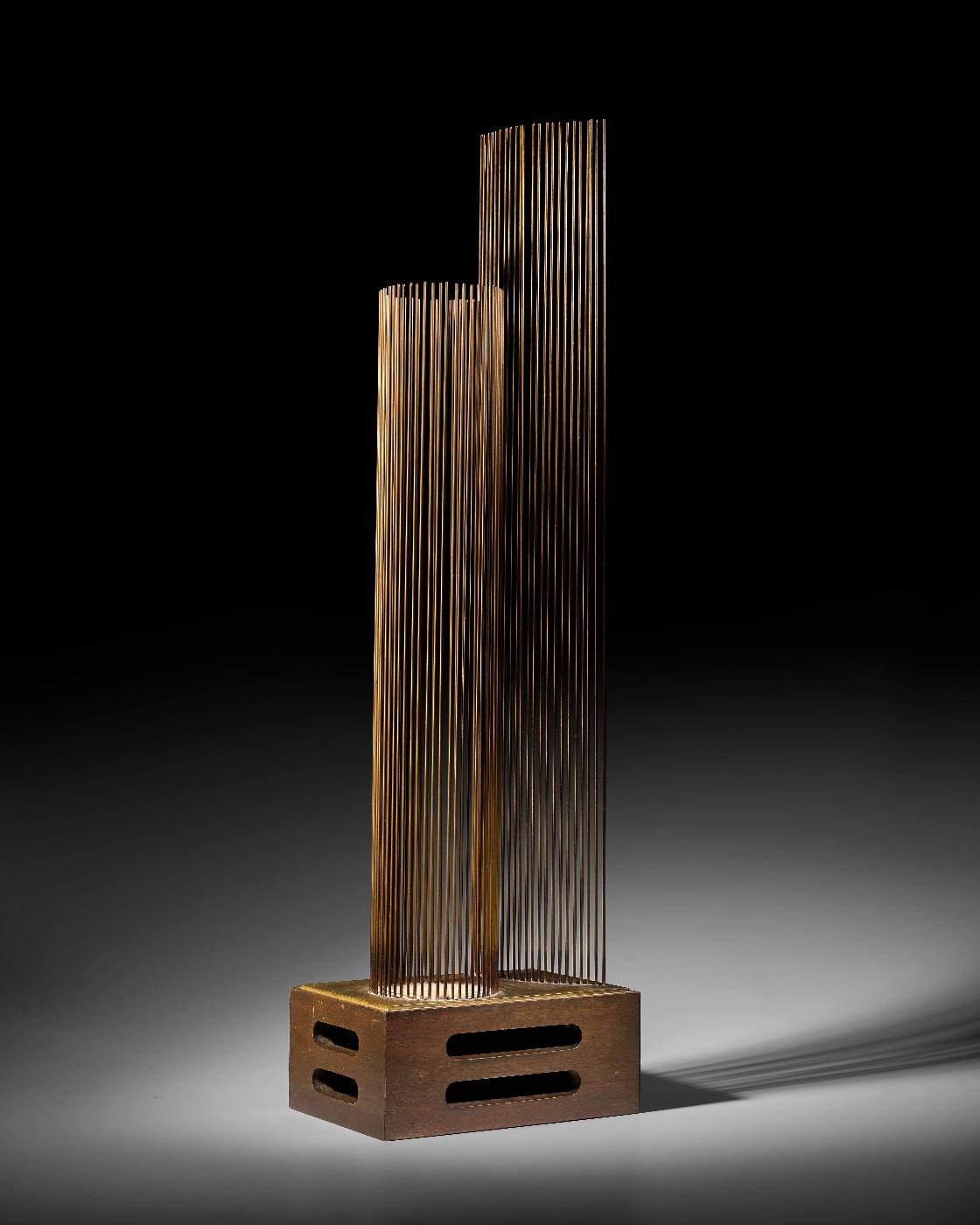 Harry Bertoia (1915-1978), (Untitled) Sonambient, circa 1970