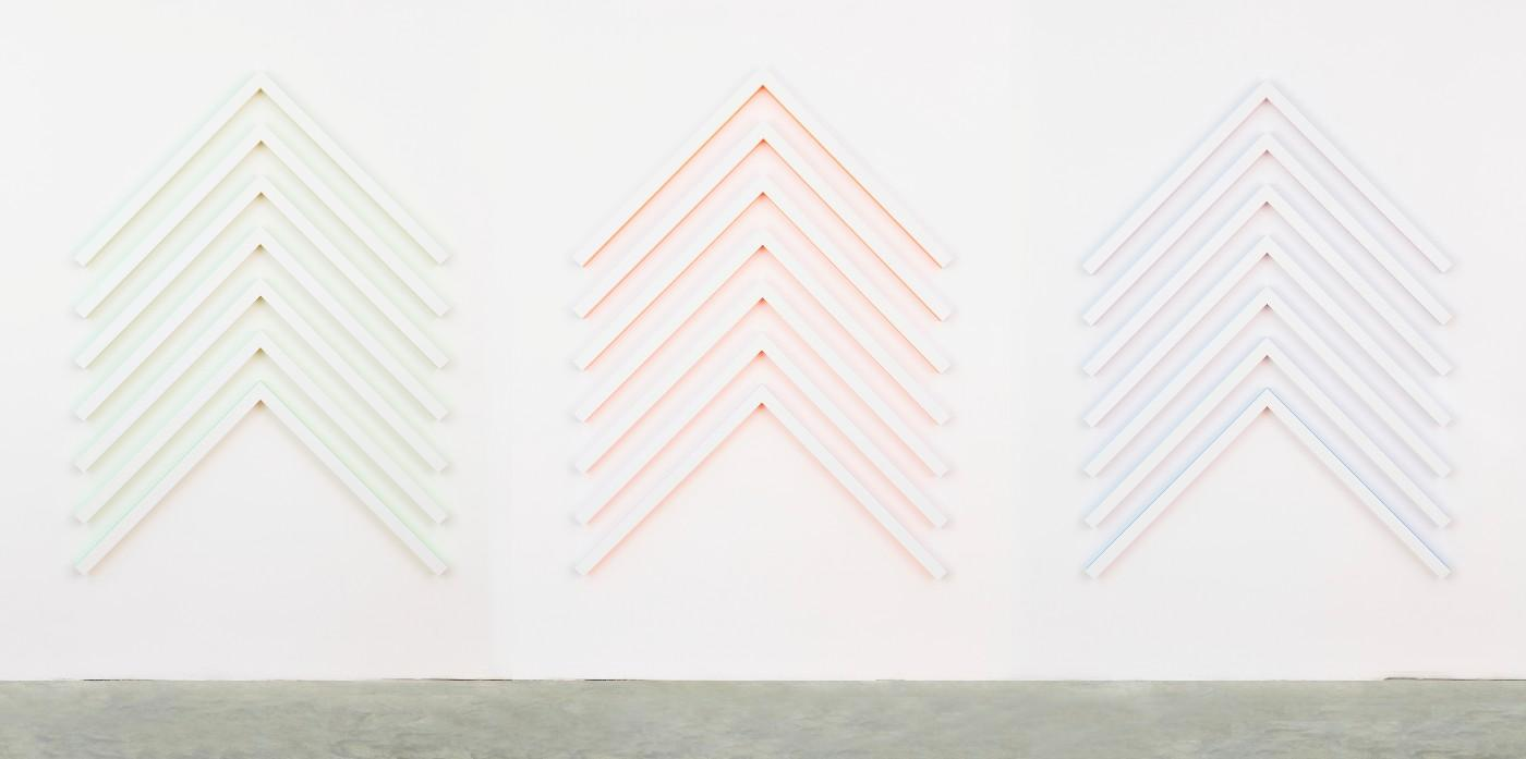 Rana Begum, No.546 Chevrons, 2014