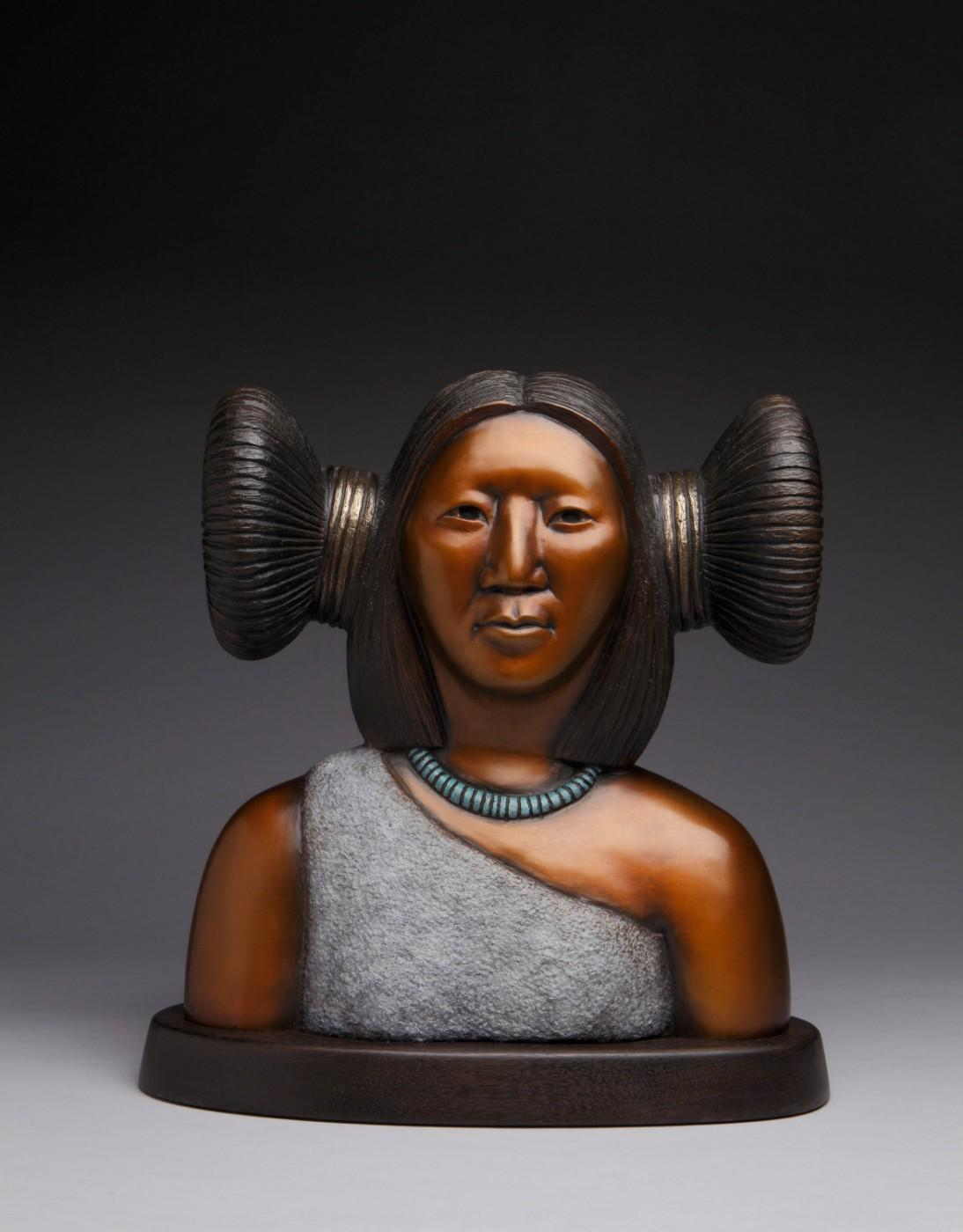 David Bradley, Hopi Maiden, 2000