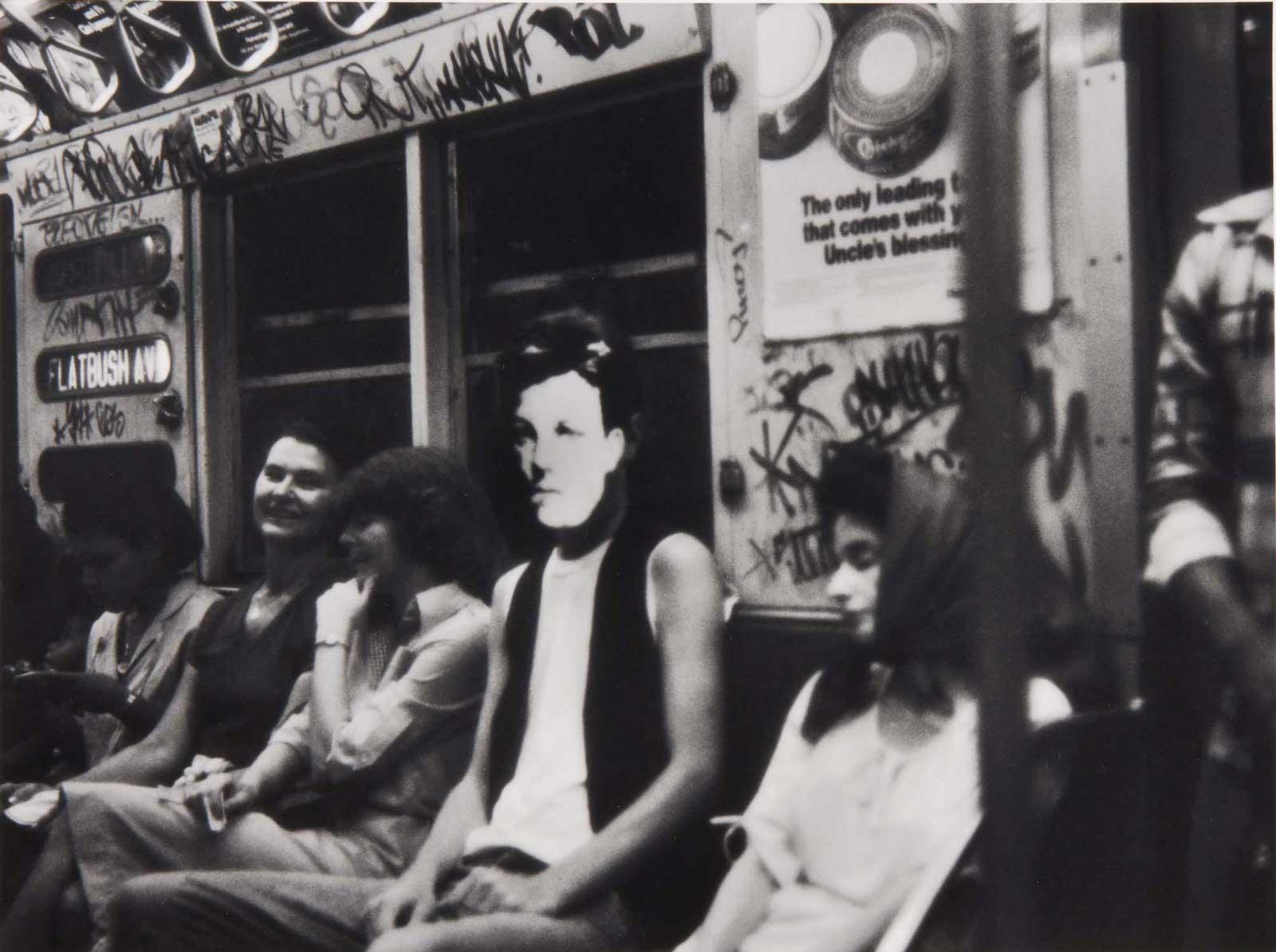 David Wojnarowicz, Arthur Rimbaud in New York, 1978–79, 1990.
