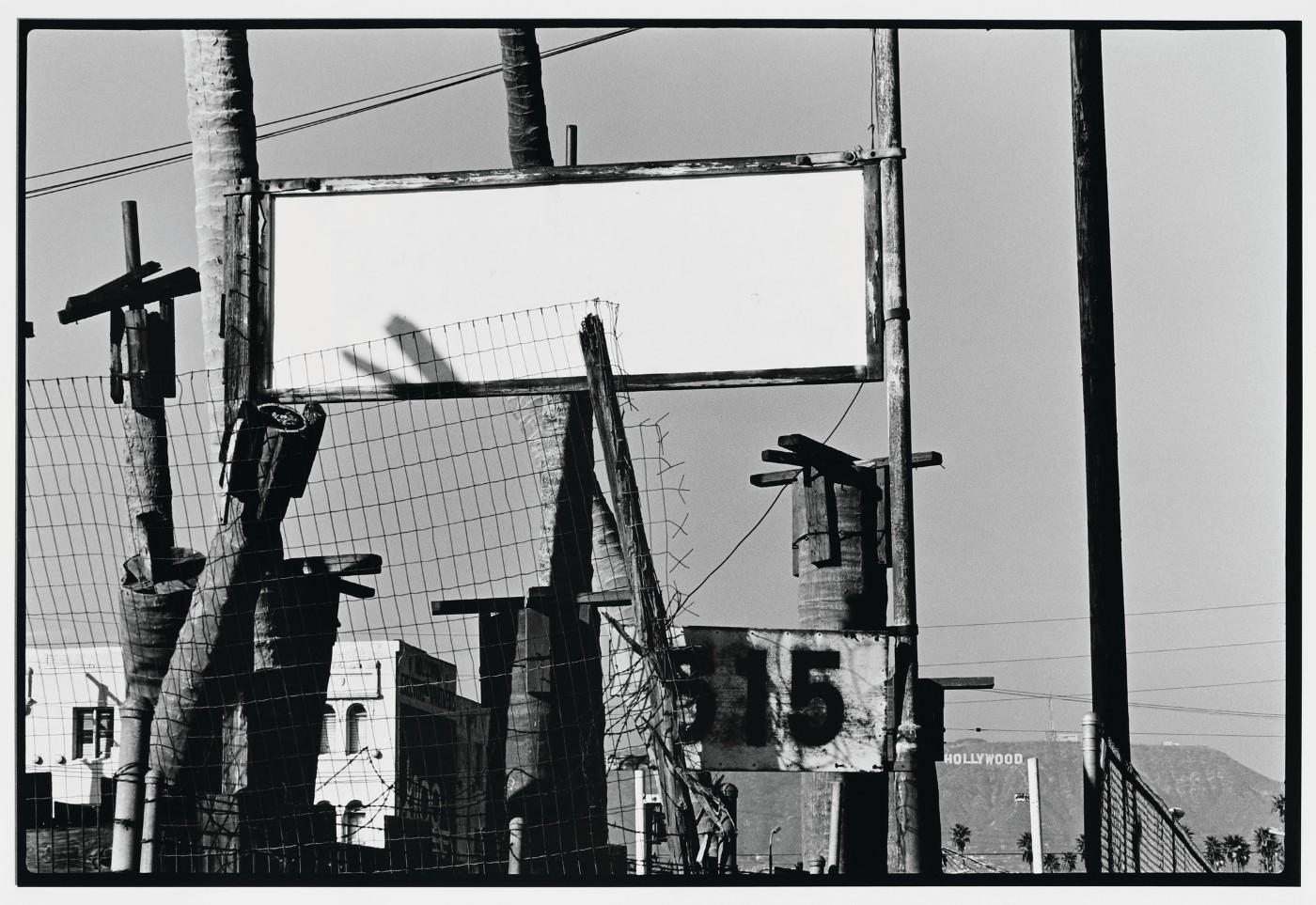 Robert Rauschenberg, Los Angeles, California, 1981
