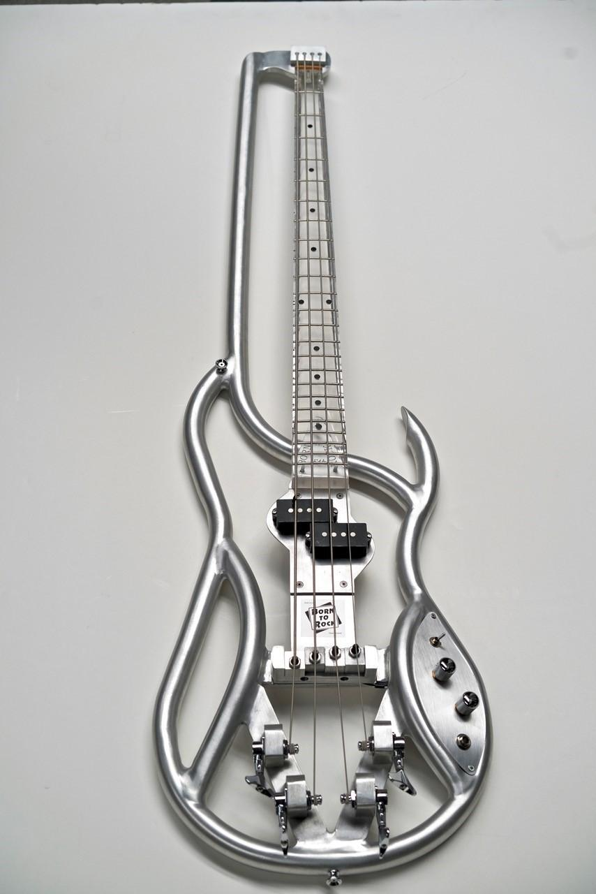 F4B (serial no. 23), electric guitar, Born To Rock Design Inc.