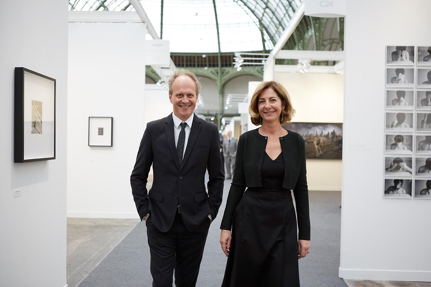Florence Bourgeois & Christoph Wiesner