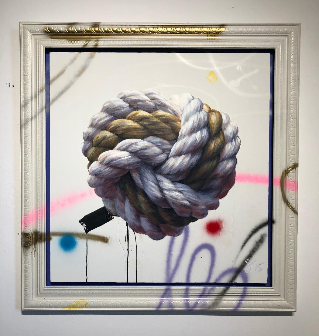 Jeff Zimmermann, Love Knot, 2018
