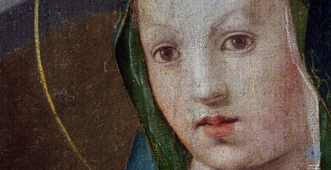 Mother of the Innocents (detail)