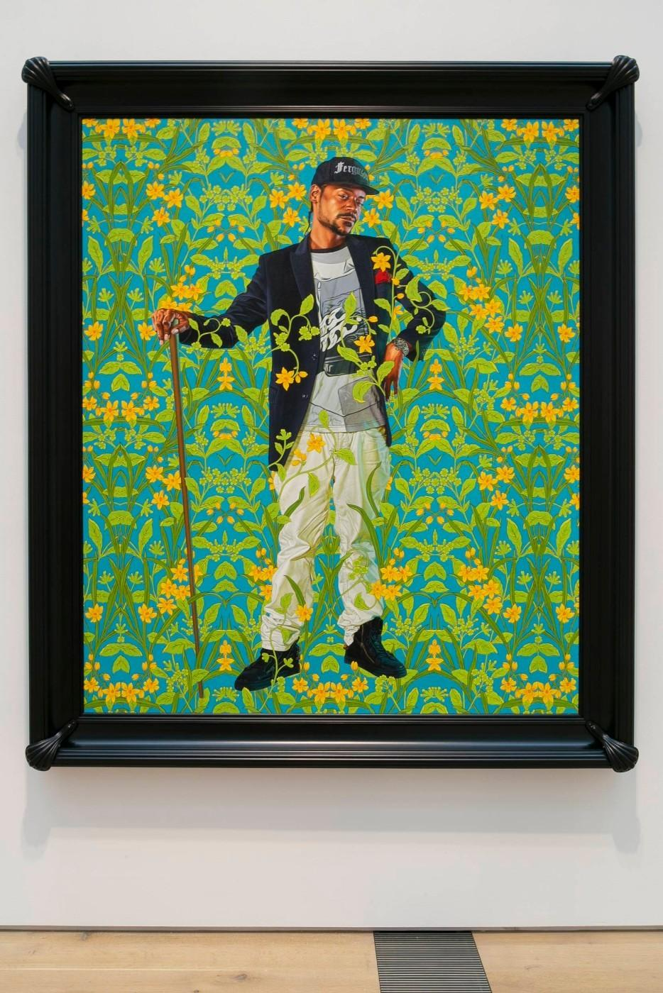 Kehinde Wiley, Jacob de Graeff, 2018