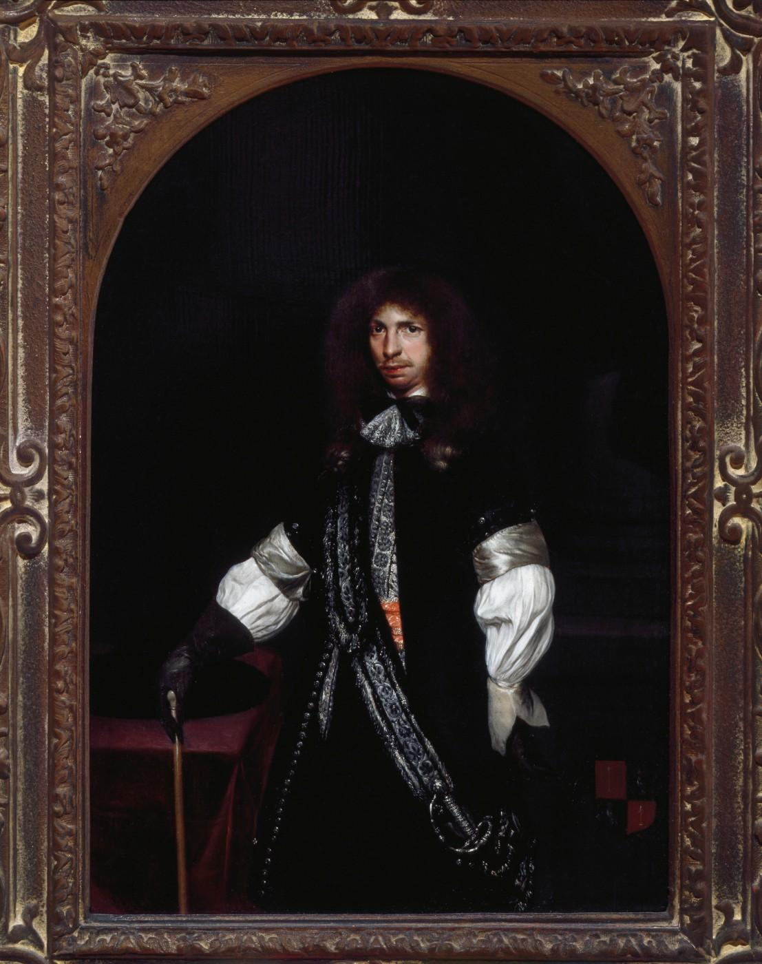 Gerard ter Borch, Jacob de Graeff, c.1674