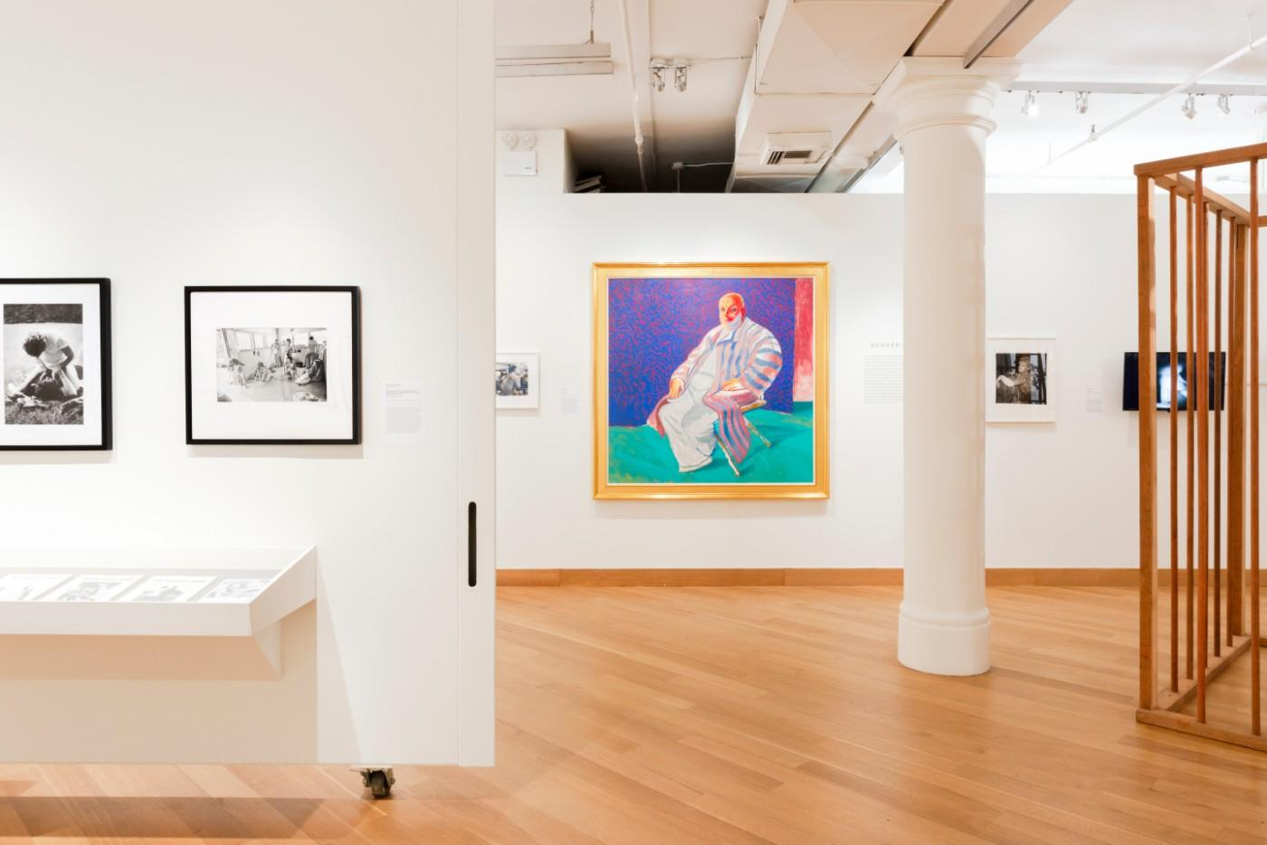 Installation view, Art after Stonewall, Leslie-Lohman Museum of Gay and Lesbian Art