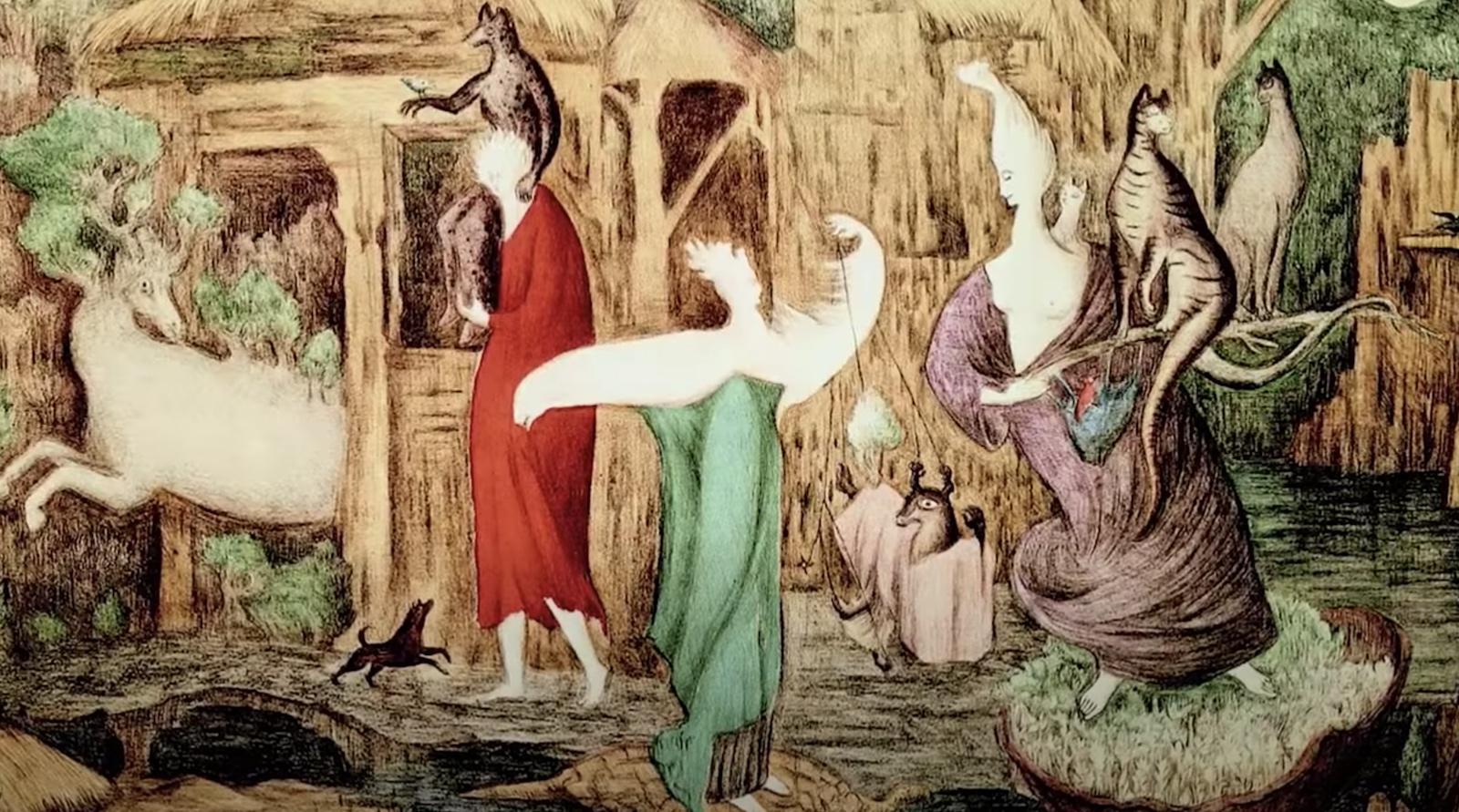 work by Leonora Carrington