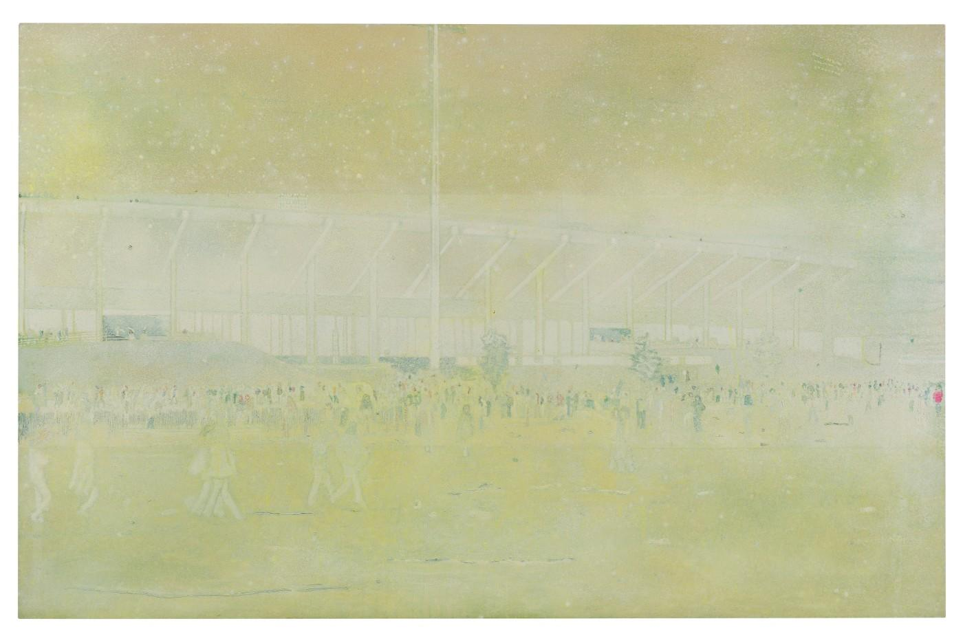 Peter Doig, Buffalo Station II, 1997-1998