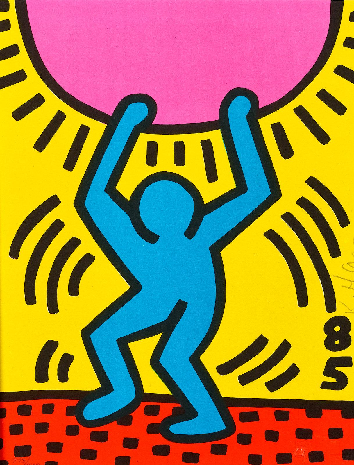 Keith Haring International Youth Year