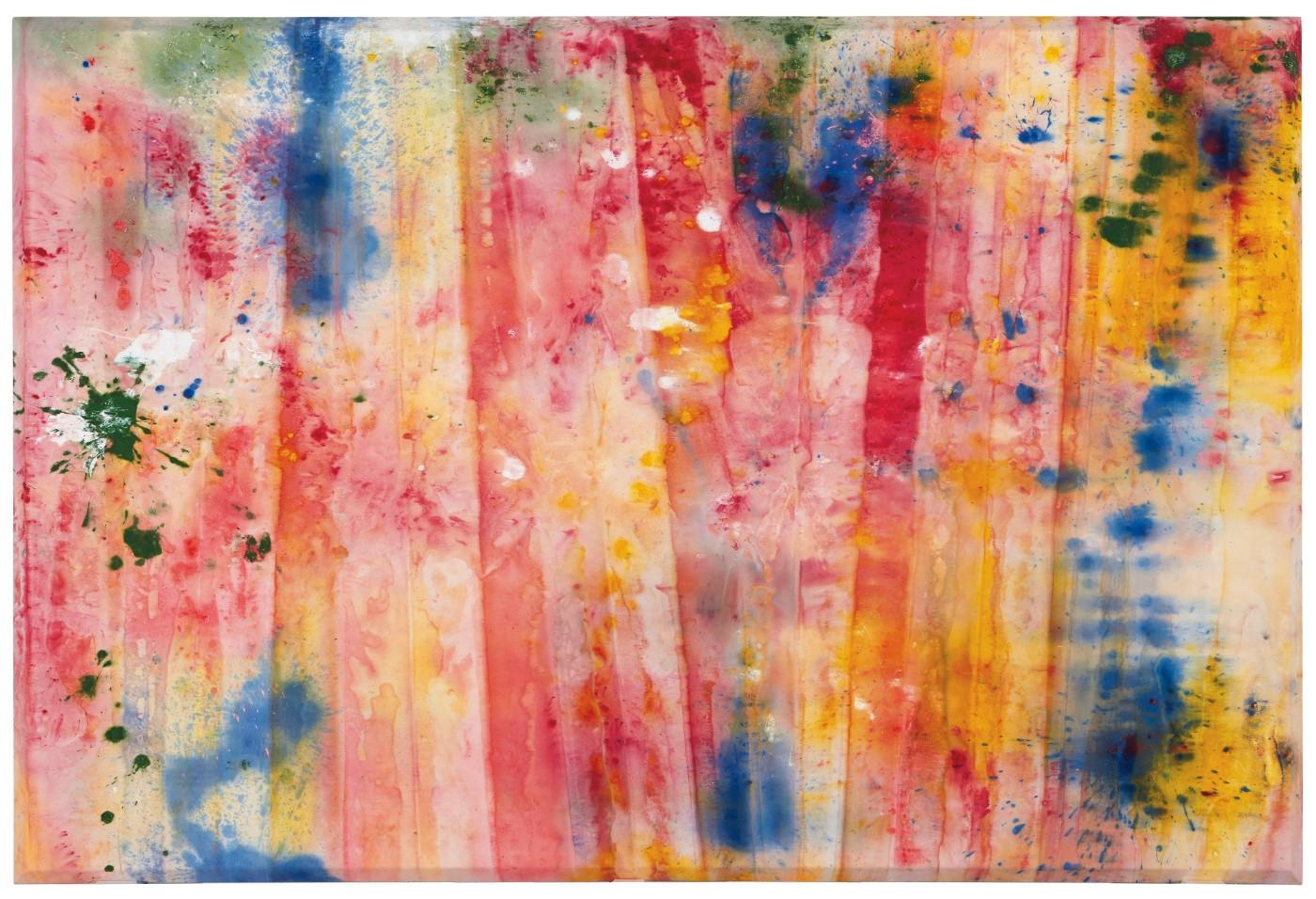 Sam Gilliam, Lady Day II, 1971