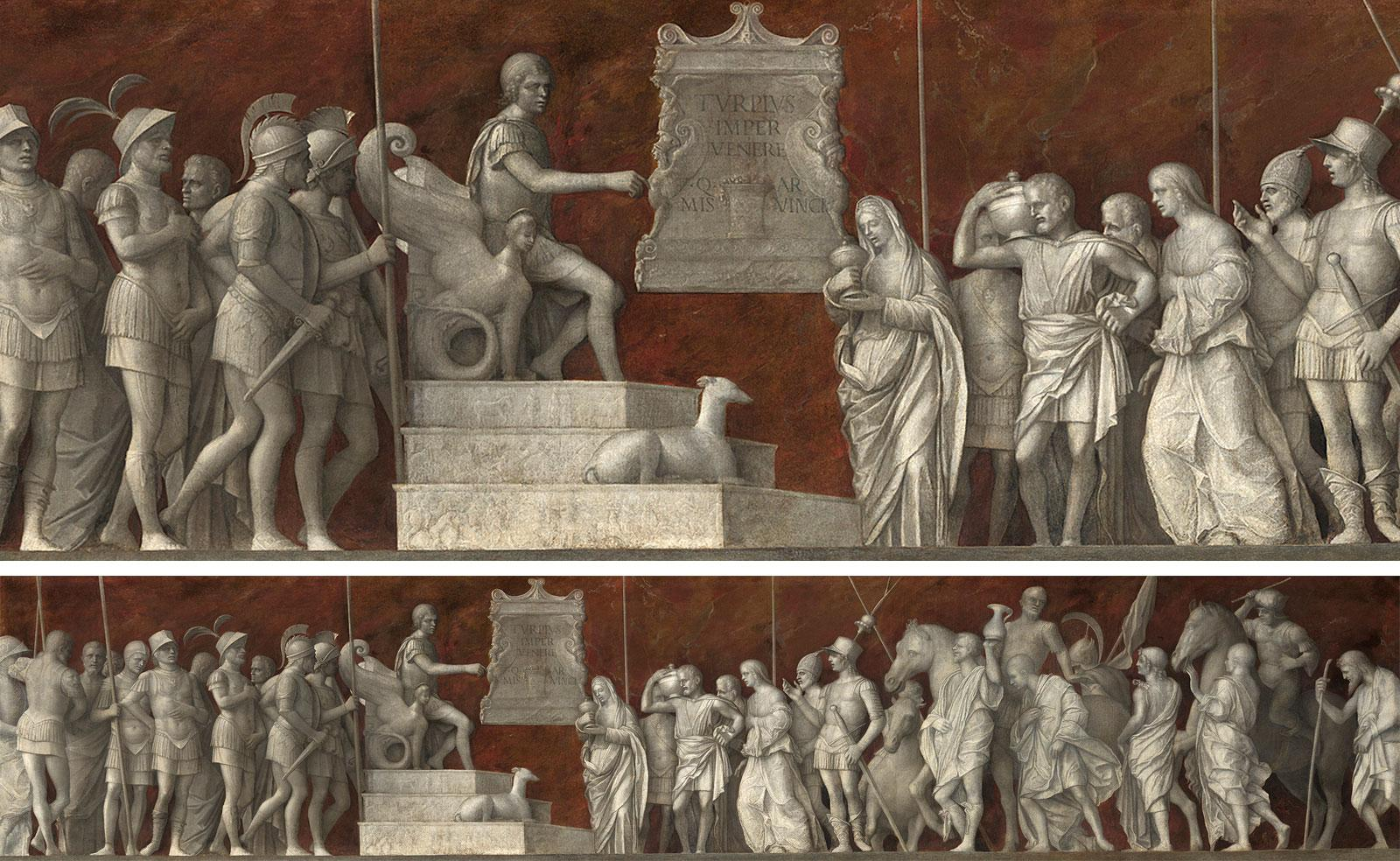 An Episode from the Life of Publius Cornelius Scipio by Giovanni Bellini.