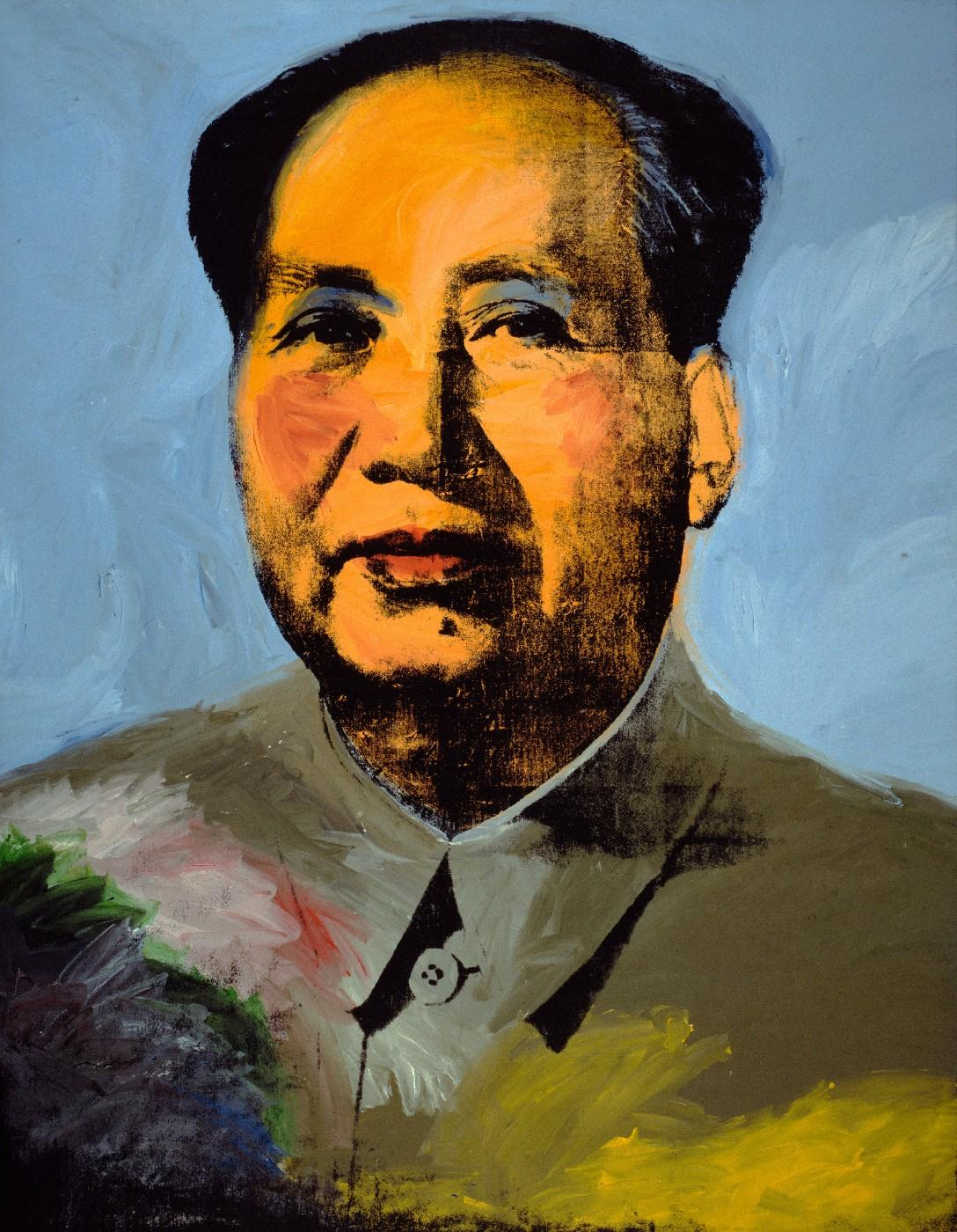 Andy Warhol (1928–1987), Mao, 1972