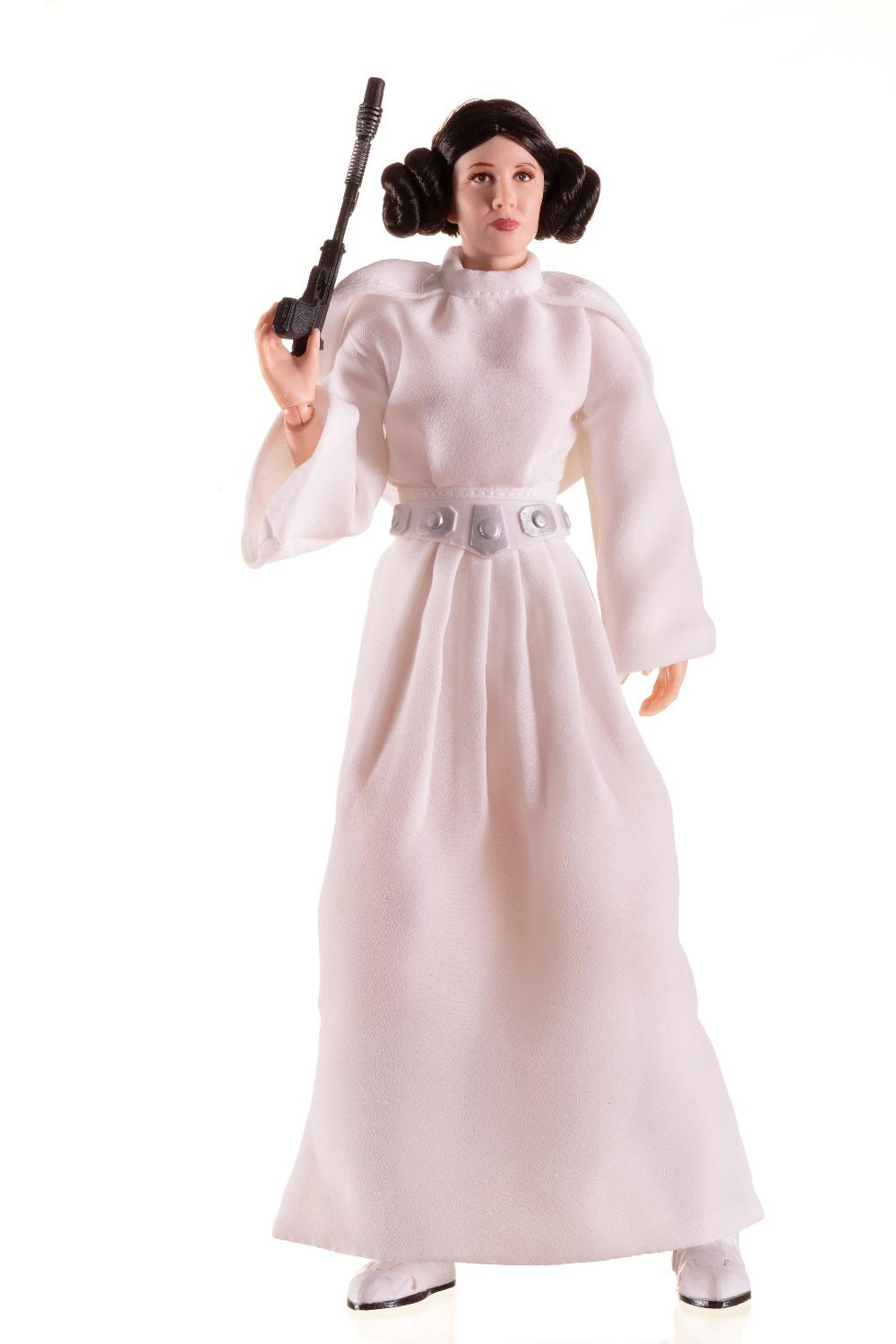 Princess Leia Organa Elite Series Doll, Star Wars: A New Hope, 2017, Disney.