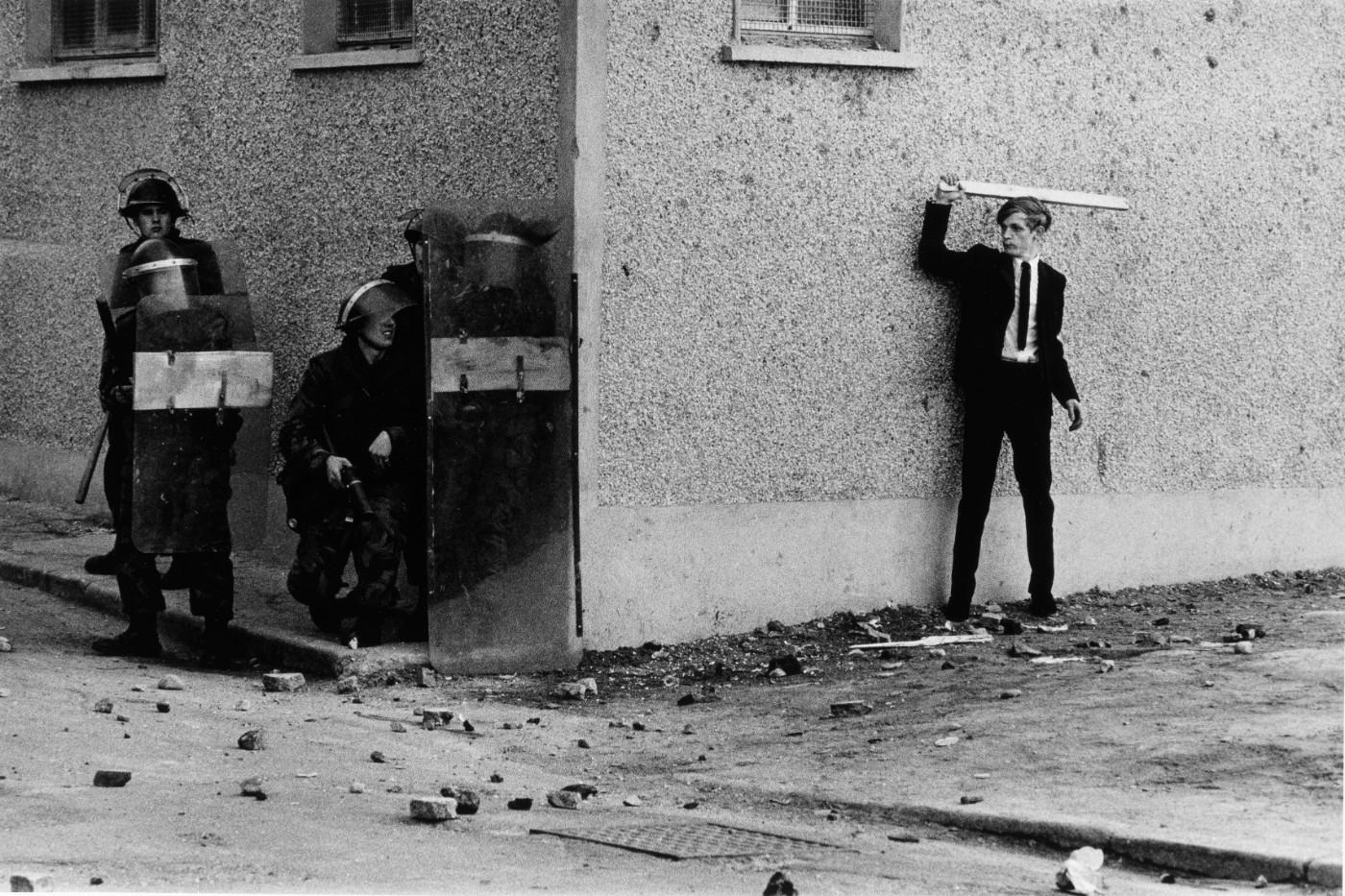 Don McCullin, Northern Ireland, The Bogside, Londonderry, 1971