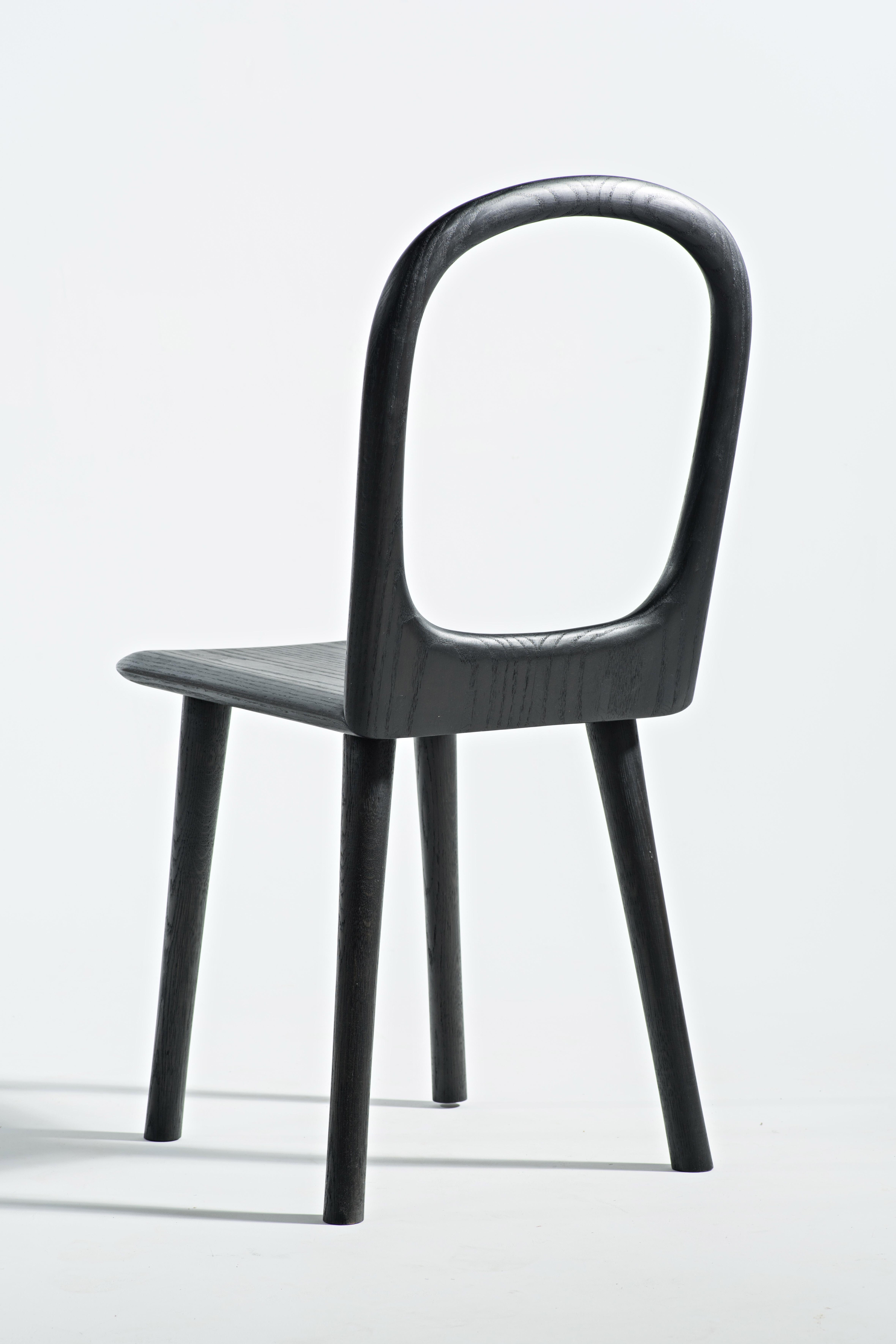 Christopher Kurtz, Bow Back Chair, USA, 2016
