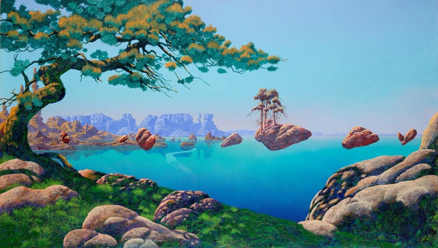 Roger Dean, Inland Sea II