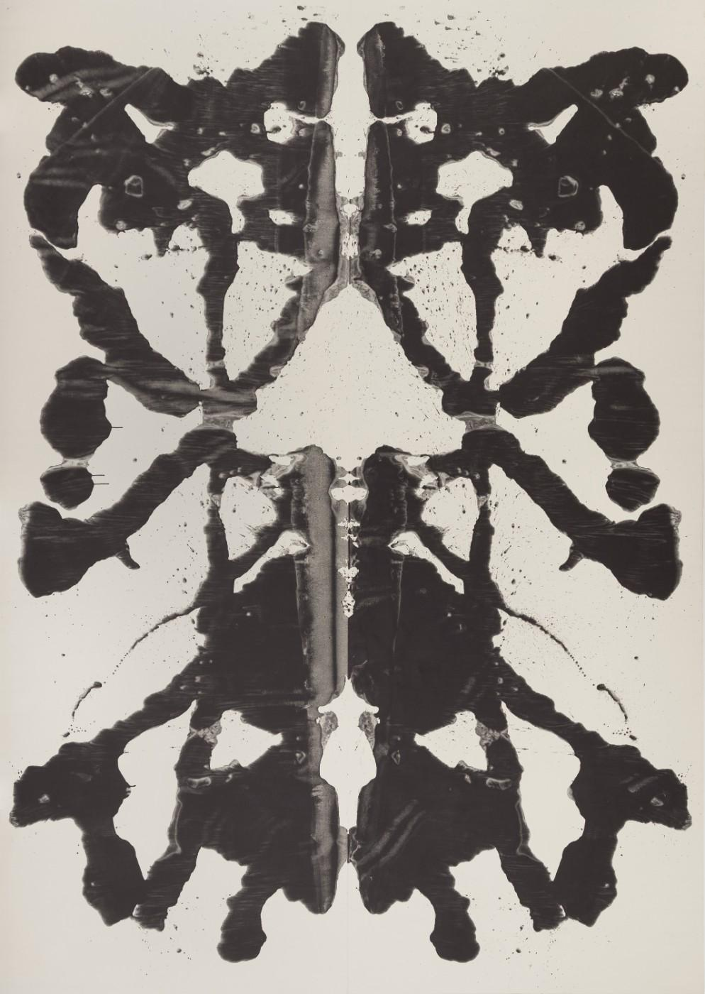 Andy Warhol (1928–1987), Rorschach, 1984