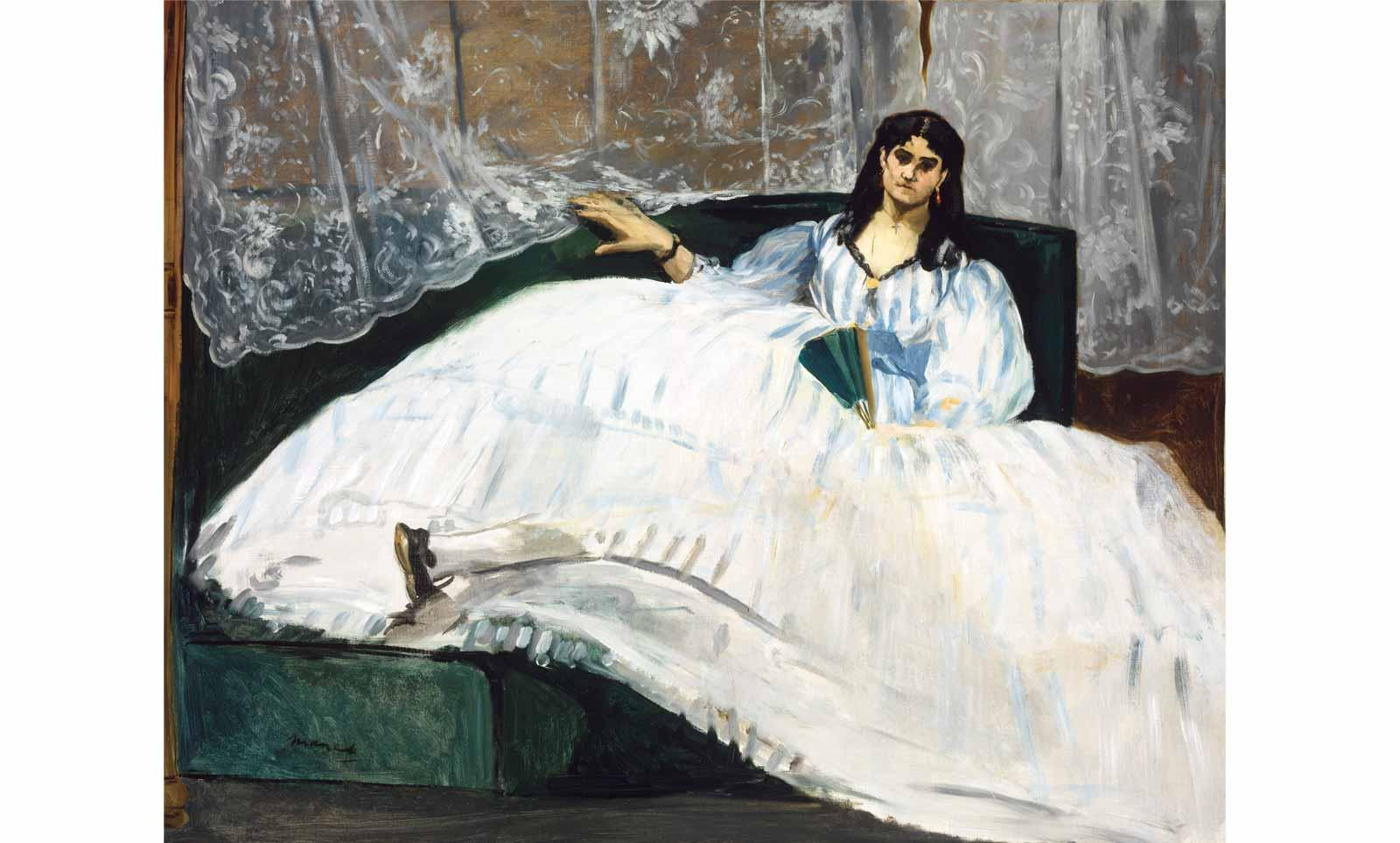 Edouard Manet (1832-1883), Jeanne Duval, 1862