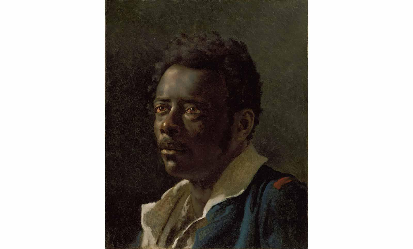 Théodore Géricault (1791-1824), Study of man, after the model Joseph, 1818-1819