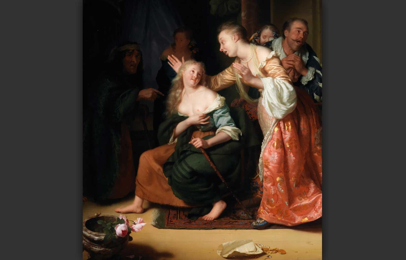 Precious Recognized, late 1660s, Godfried Schalken