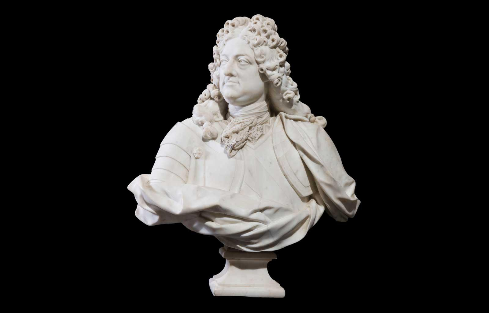 Philippe II, duc d'Orléans, Regent of France (1674- 1723), 1720, Jean-Louis Lemoyne