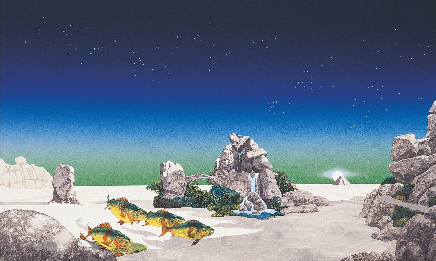 Roger Dean, Tales from Topographic Oceans, 1973