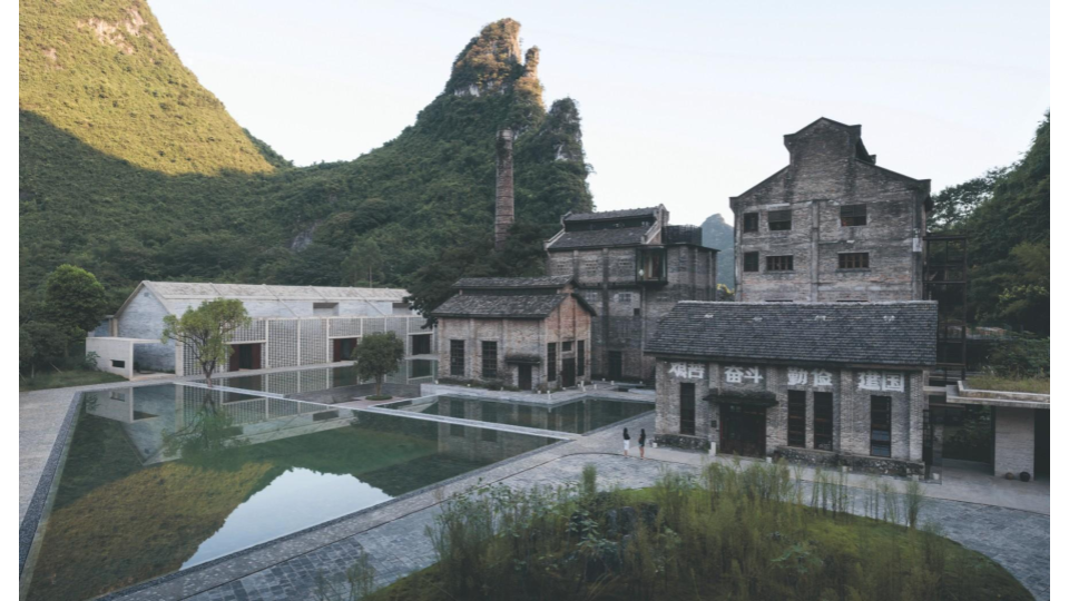 Alila Yangshuo Hotel, Guangxi, China, Vector Architects; transformed 2017.