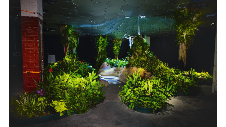 Lowline, Raad Studio, New York, NY, USA; reimagined 2011.