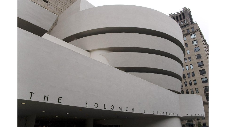 Guggenheim Museum of Art, New York