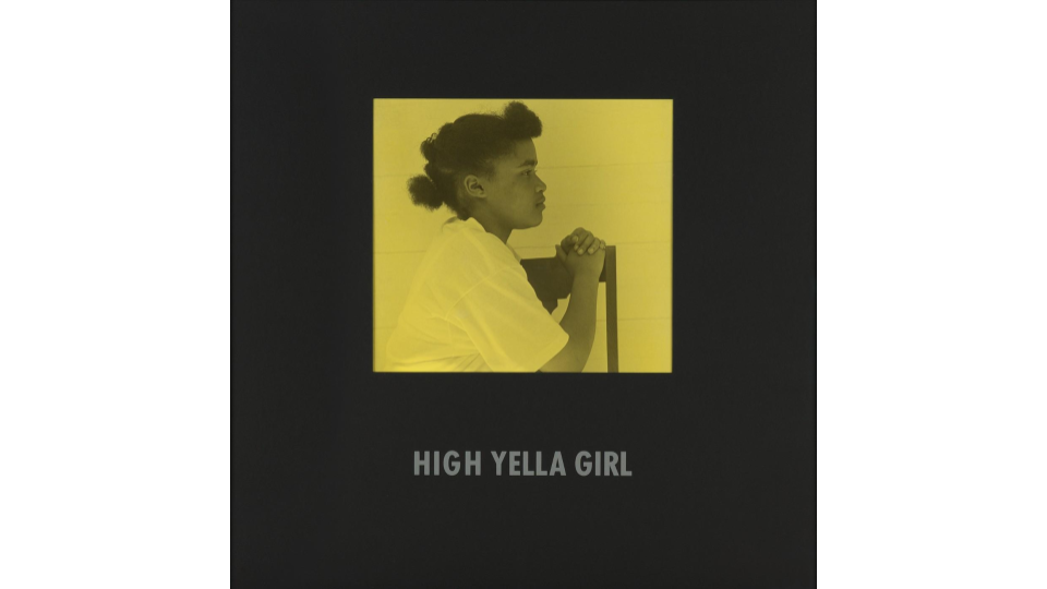 Carrie Mae Weems High Yella Girl, from Colored People, 1988-1989