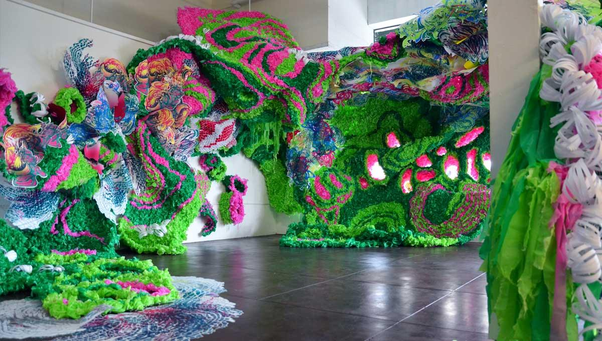 Crystal Wagner, Pseudoscape, 2014