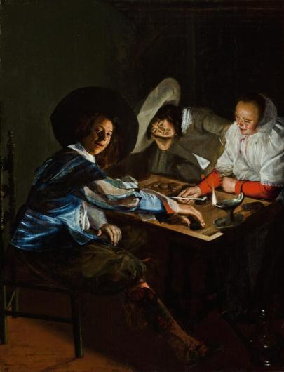 Judith Leyster painting