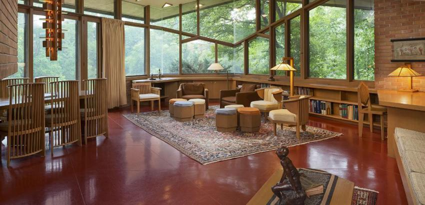 Frank Lloyd Wright Furniture Completing The Artist S Vision Art And Object